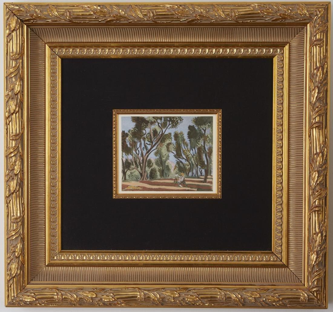 4 Henri Matisse Lithographs - 2