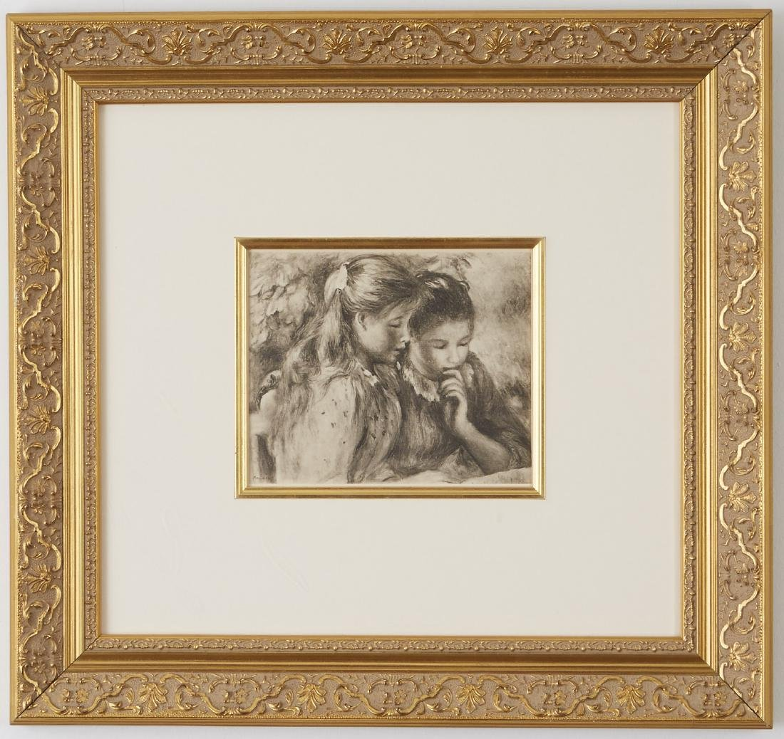 Group of 6 Renoir Lithographs - 5