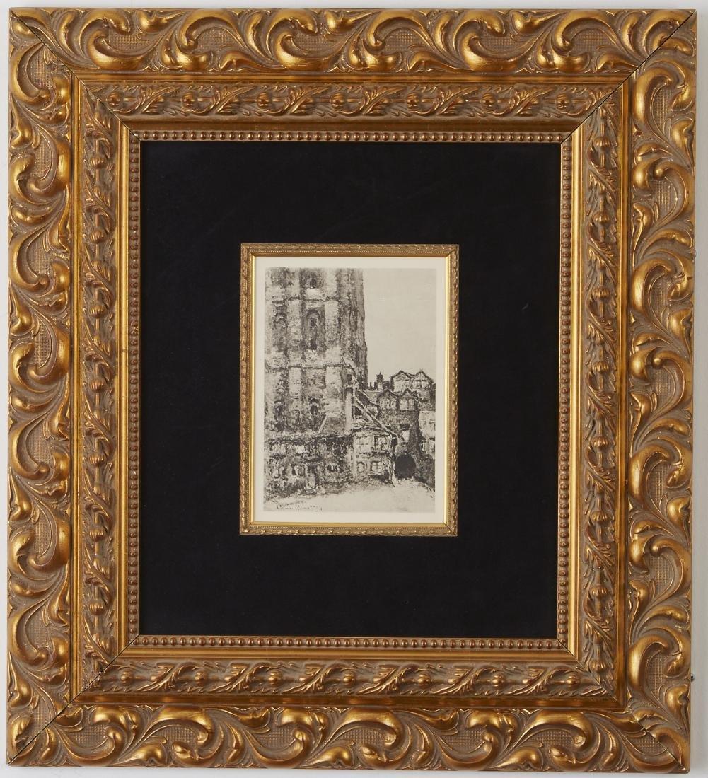 7 Impressionist Pieces Monet, Sisley, Degas, etc.