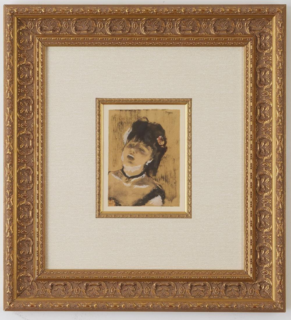 7 Impressionist Pieces Monet, Sisley, Degas, etc. - 5
