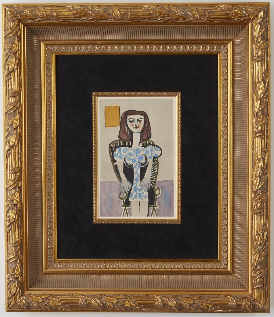 Group Picasso, Braque - 8