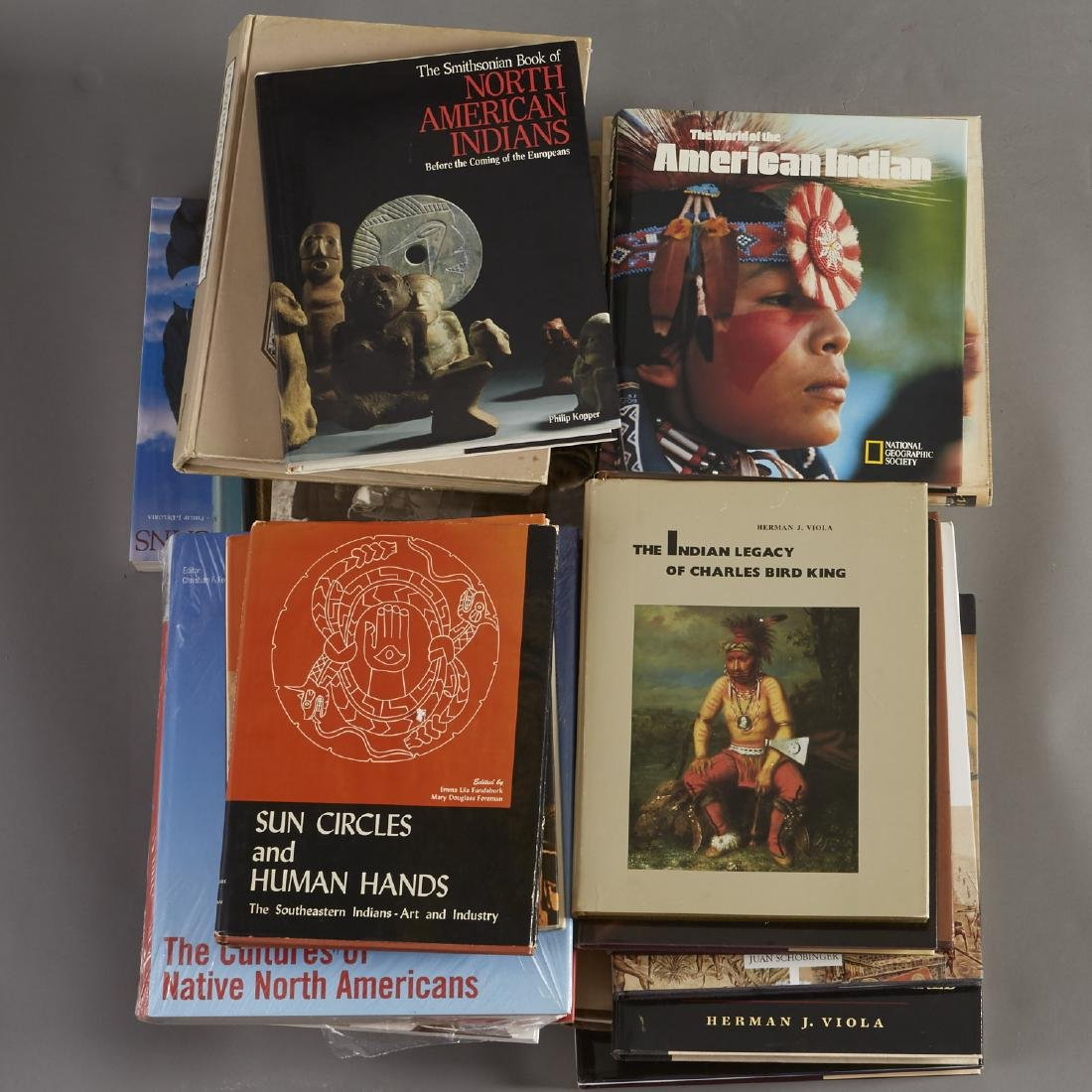 28 Native American Reference Books