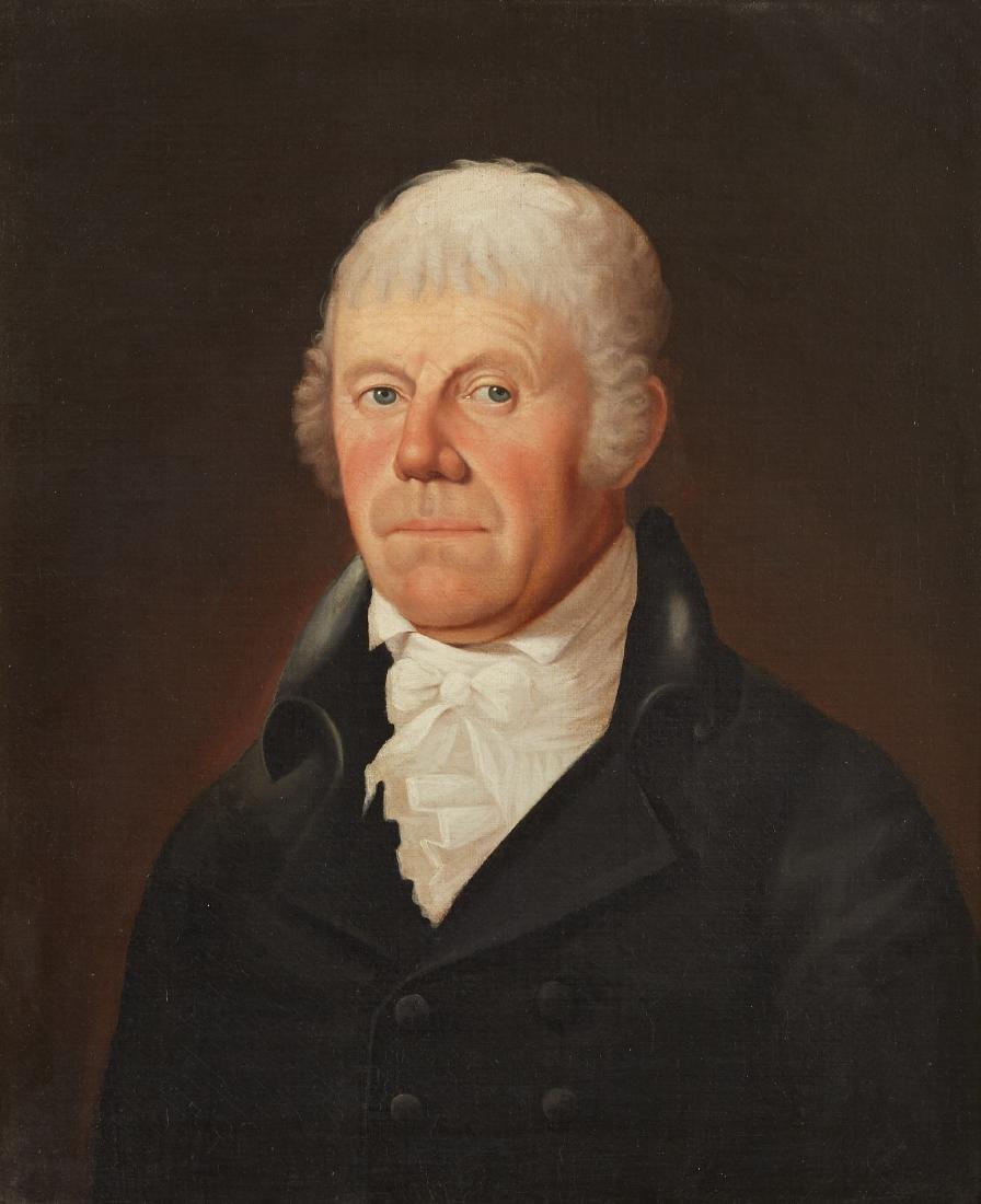 Cephas Thompson Portrait of William Thompson