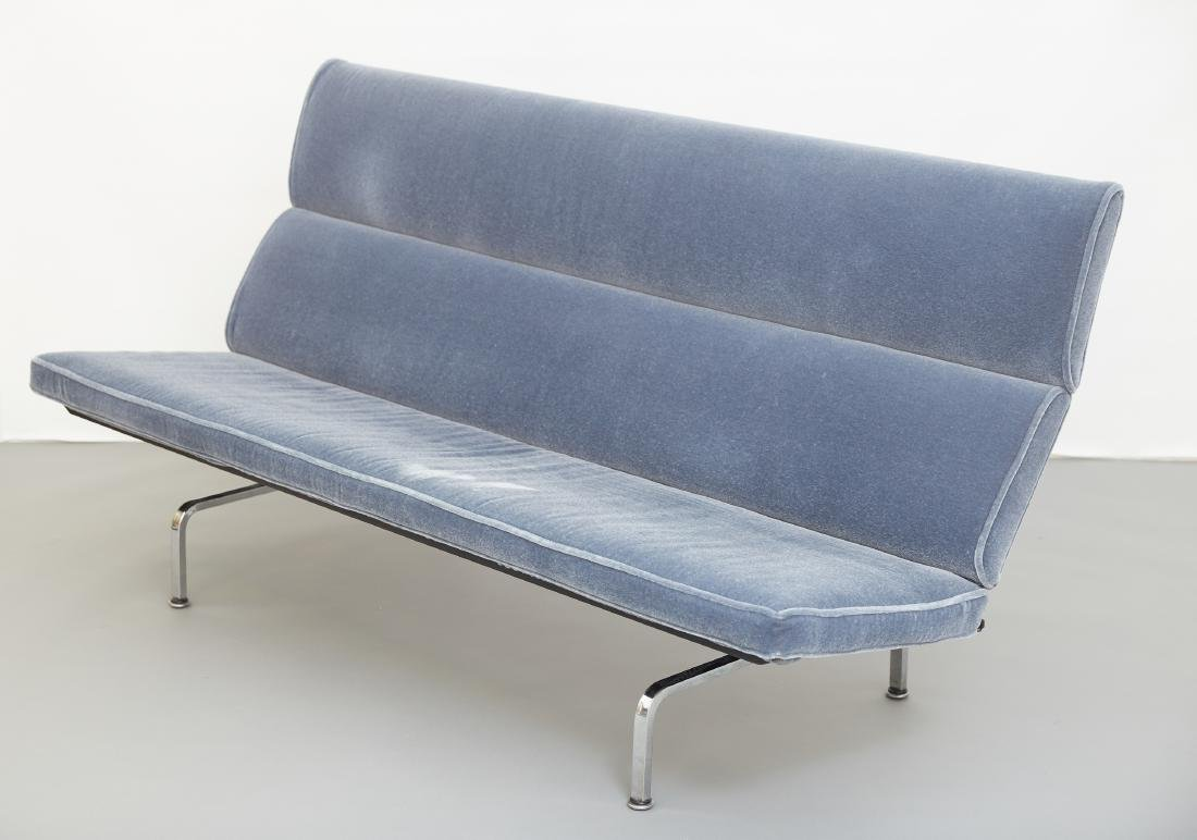 Eames for Herman Miller Sofa Compact