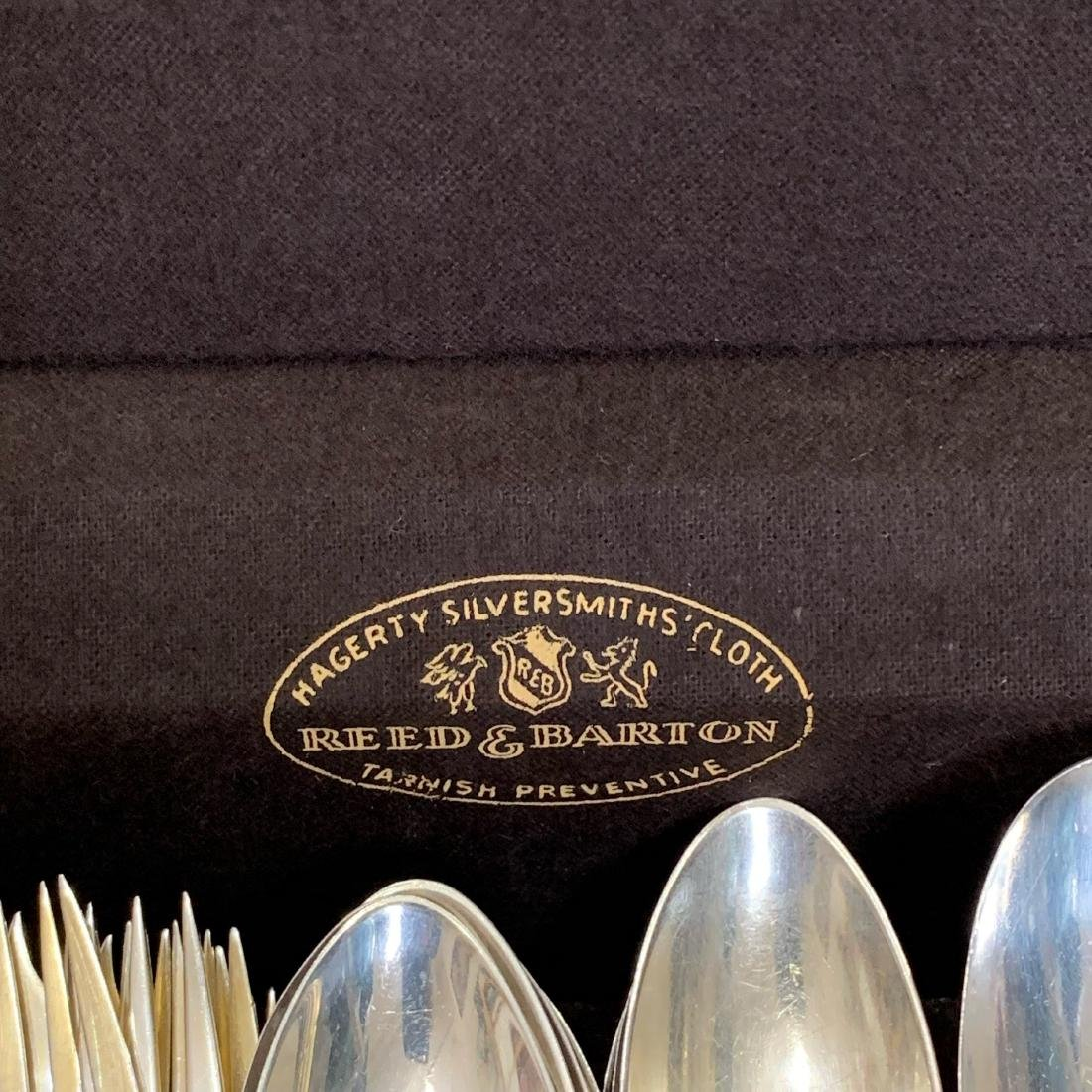 Group of Sterling Silver Flatware - 2
