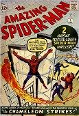 The Amazing Spiderman #1 Comic Book
