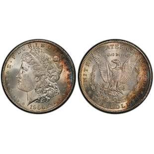 1900 S Morgan Silver Dollar MS65+ PCGS