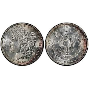 1903 O Morgan Silver Dollar MS62 PCGS