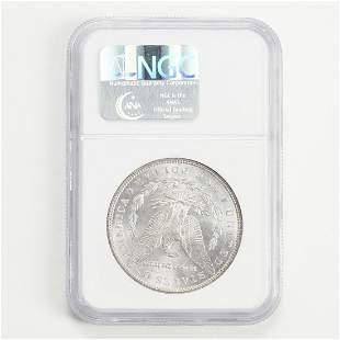 1904 Morgan Silver Dollar MS 64
