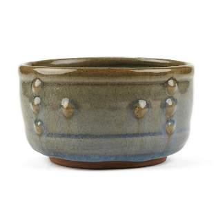 20th c. Chinese Guan Jun Pottery Bowl