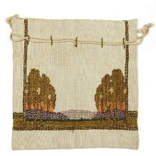 Newcomb College Rare Trees Textile