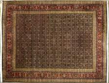 Large Woolmark Persian Wool Rug 14' x 11'