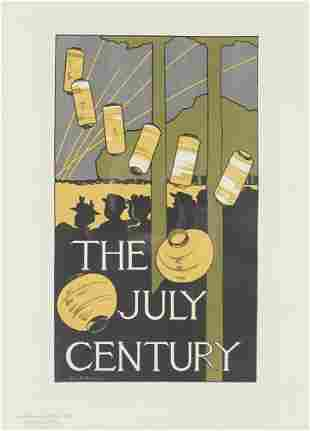 "Charles H. Woodbury ""The July Century"" Maitres de"