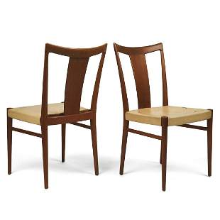 Pair of Mid-Century Danish Modern Chairs