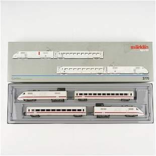 Marklin 3770 ICE Train Digital HO Scale