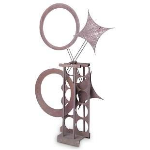 Outdoor Kinetic Sculpture - Bruce Stillman