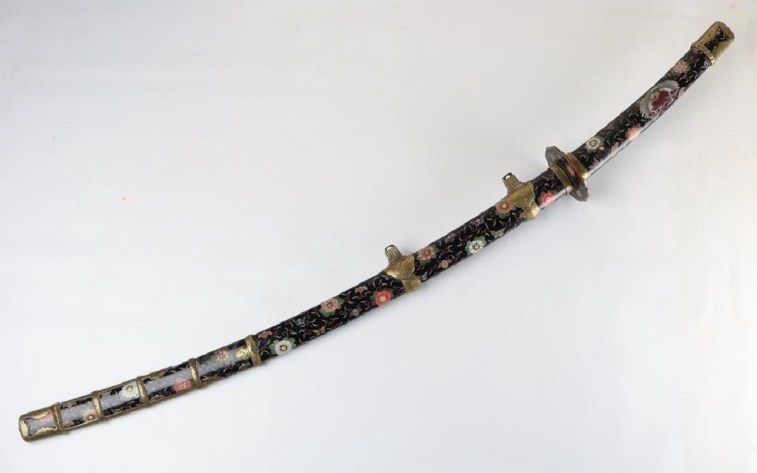 16th Century  Japanese Century Katana Tachi Sword