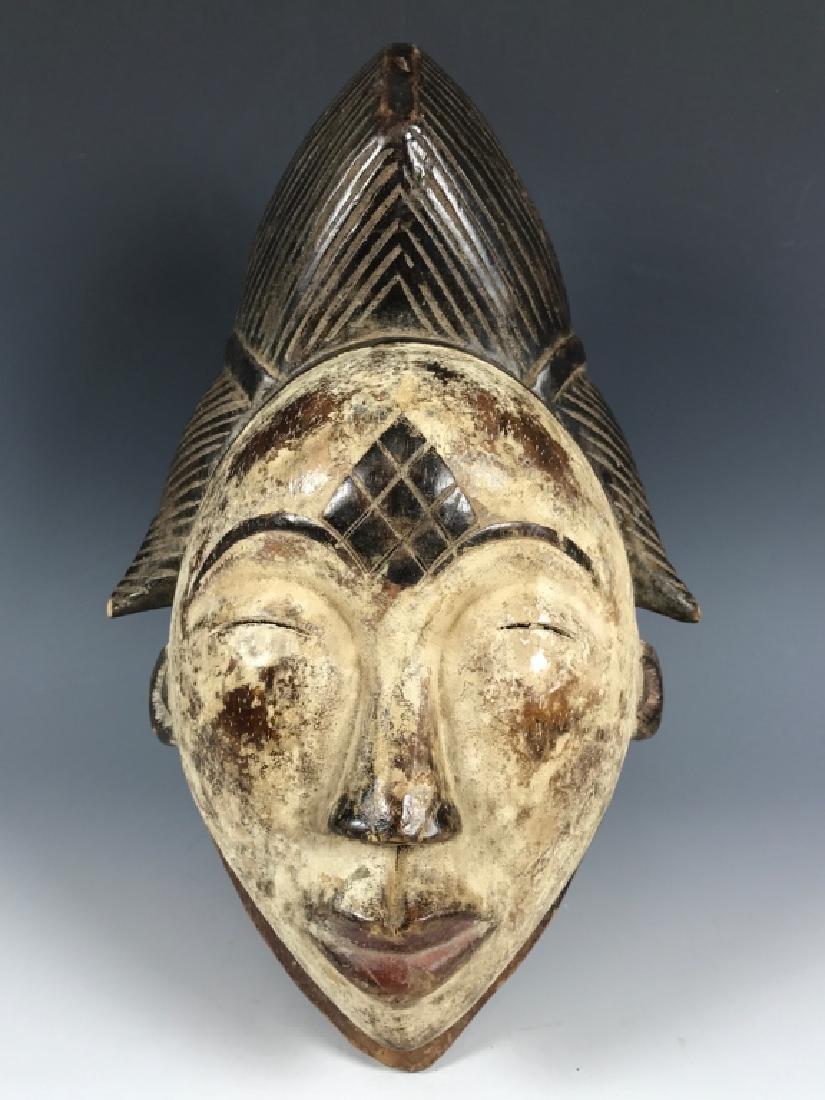 Punu Mask-Gabon