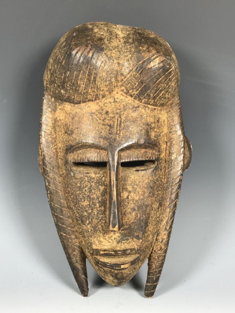Bamana Mask-Mali