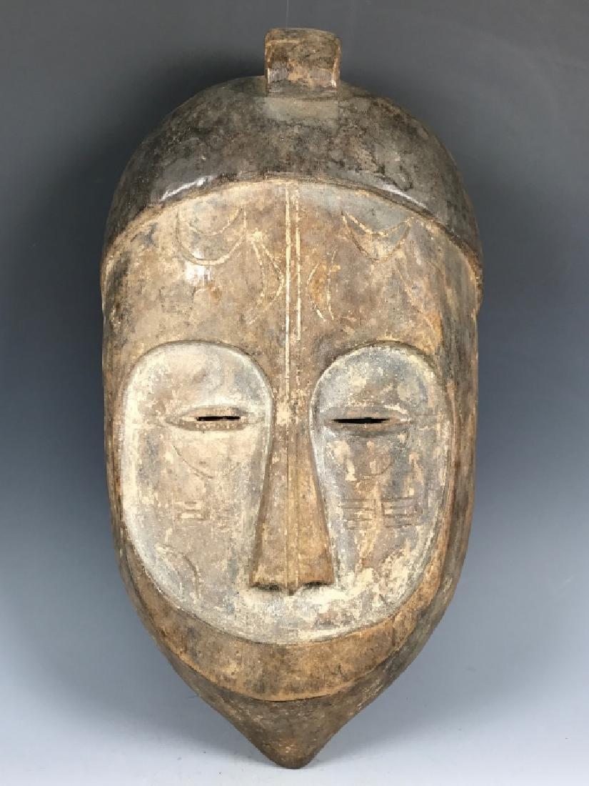 kwele Mask-Gabon