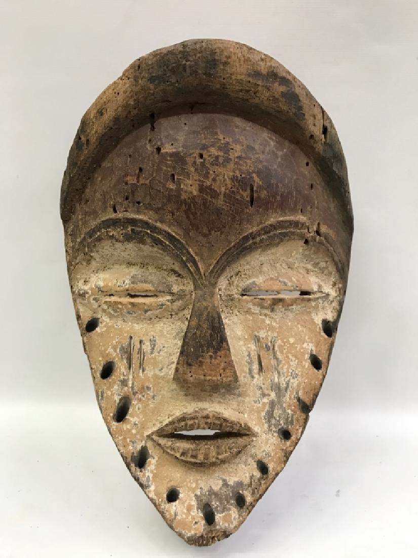 Ibo Mask-Nigeria