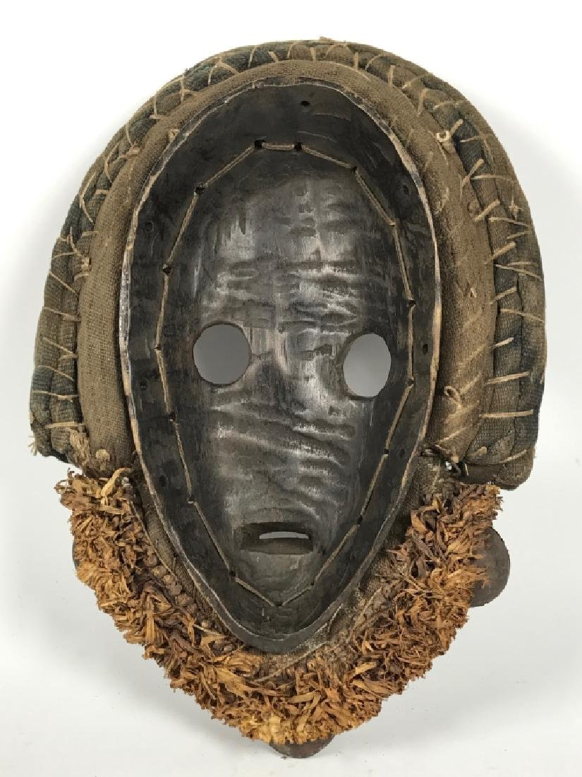 Dan Mask - Cowry Shell - 4