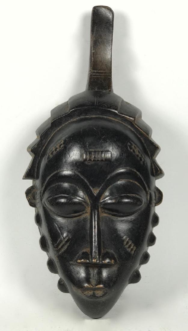 Baule Mask- Ivory Coast