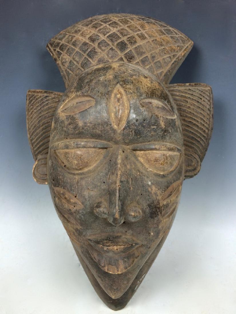 Songye Mask - Congo