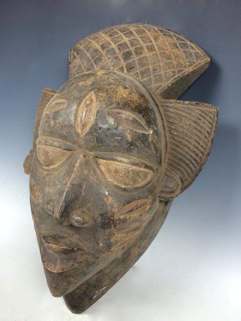 Songye Mask - Congo - 3