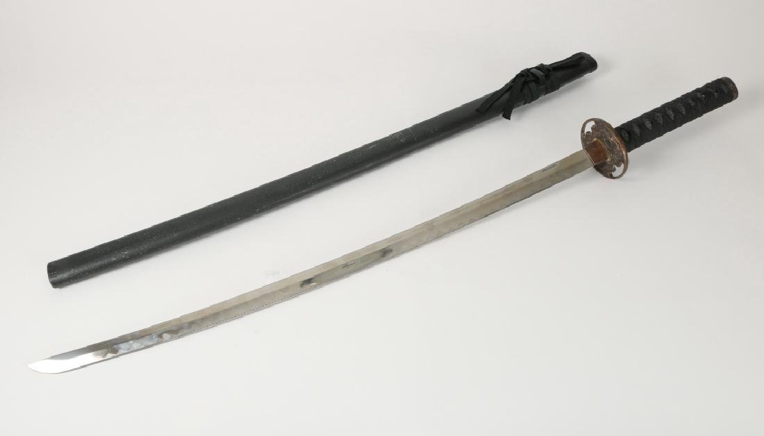 A Japanese Sword