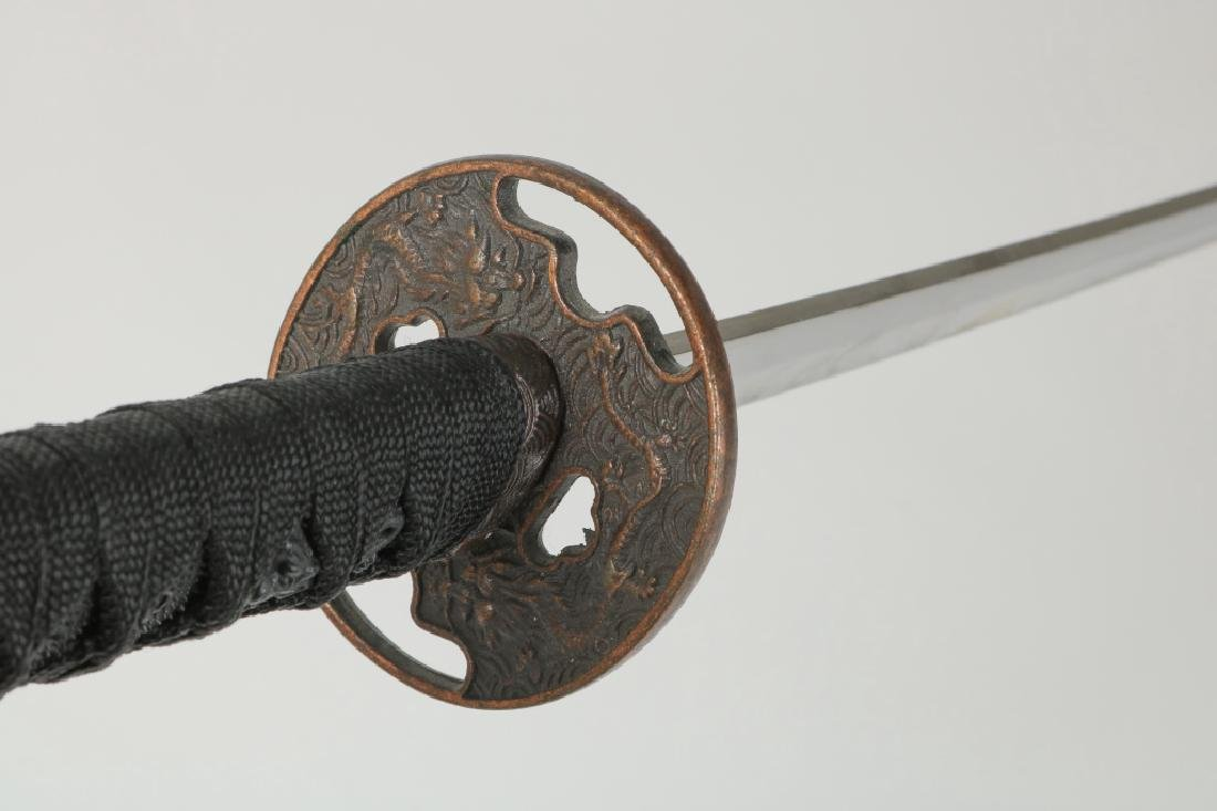 A Japanese Sword - 9