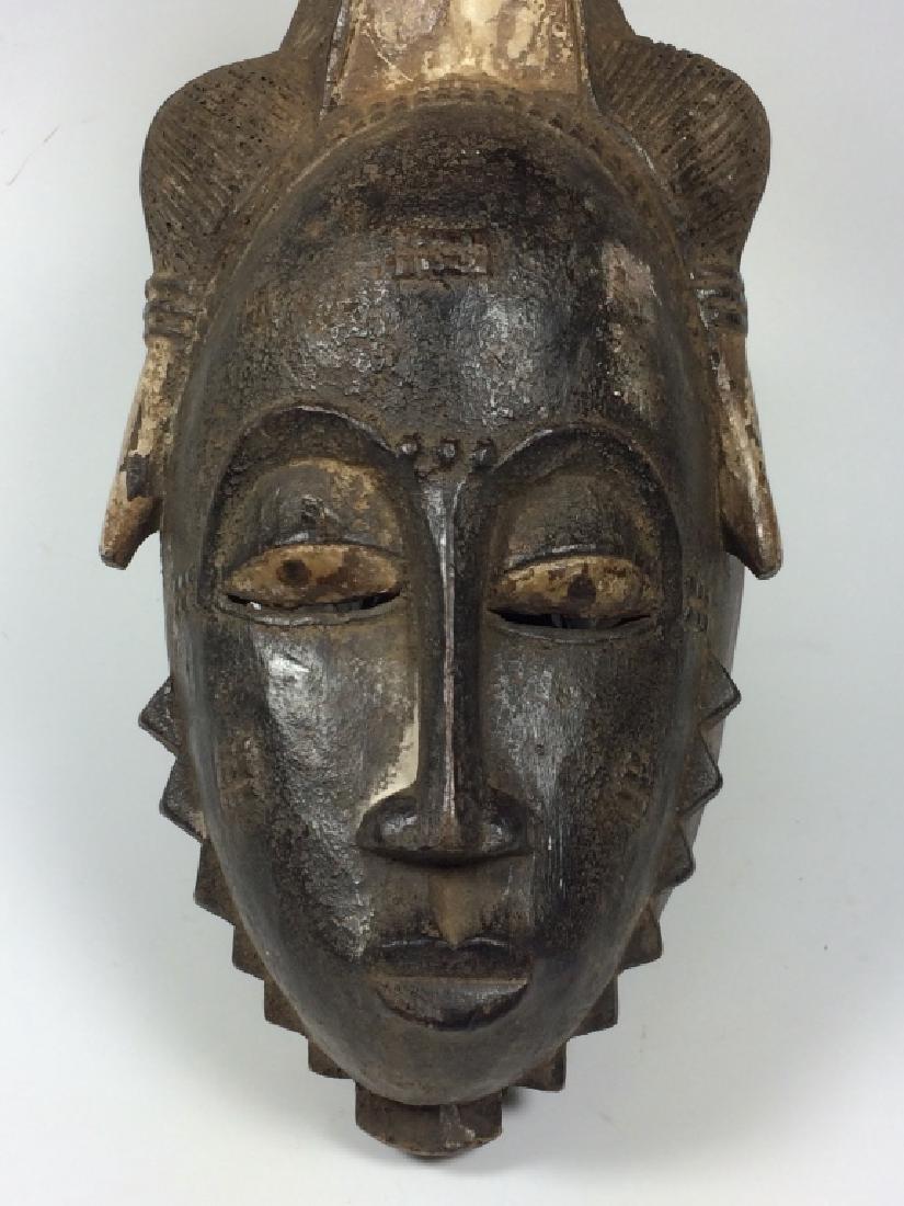 Baule mask- Ivory Coast - 2