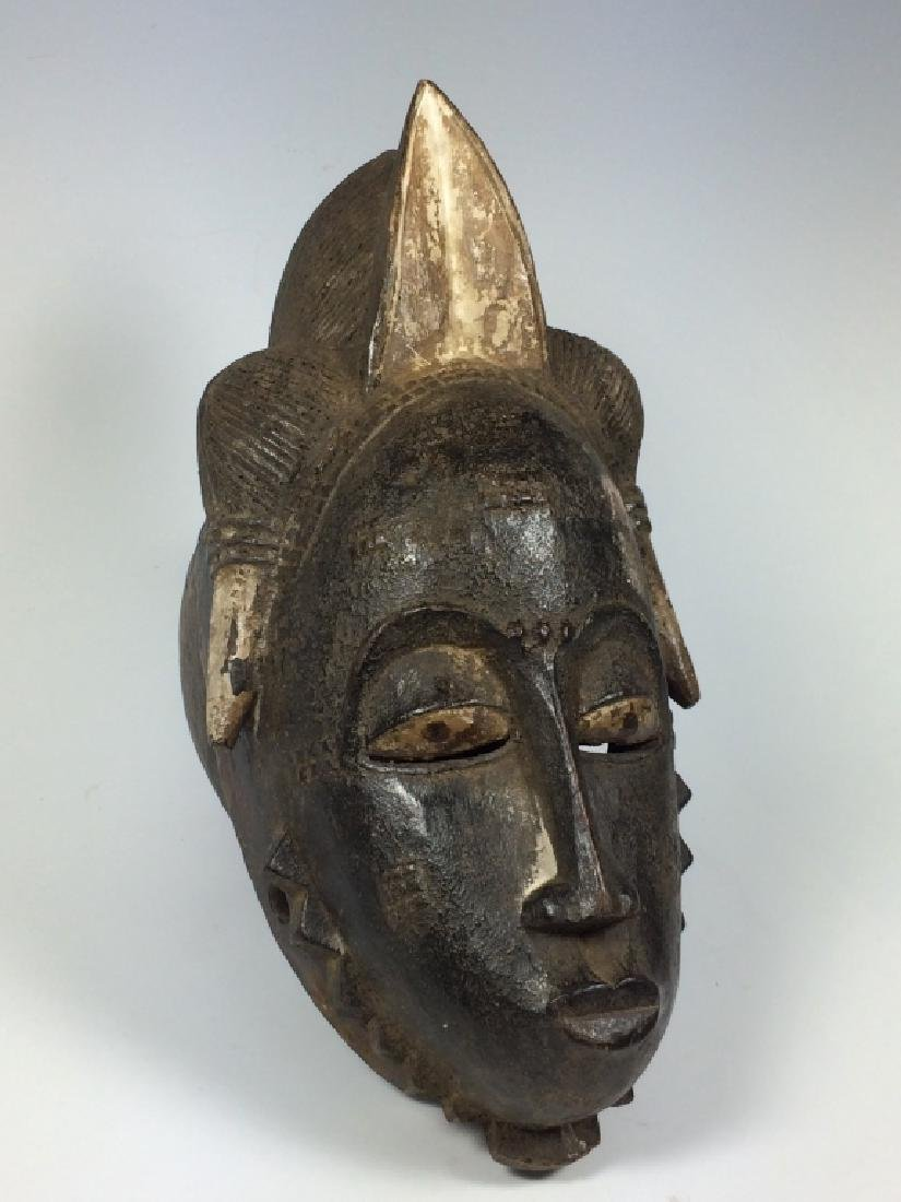 Baule mask- Ivory Coast - 3