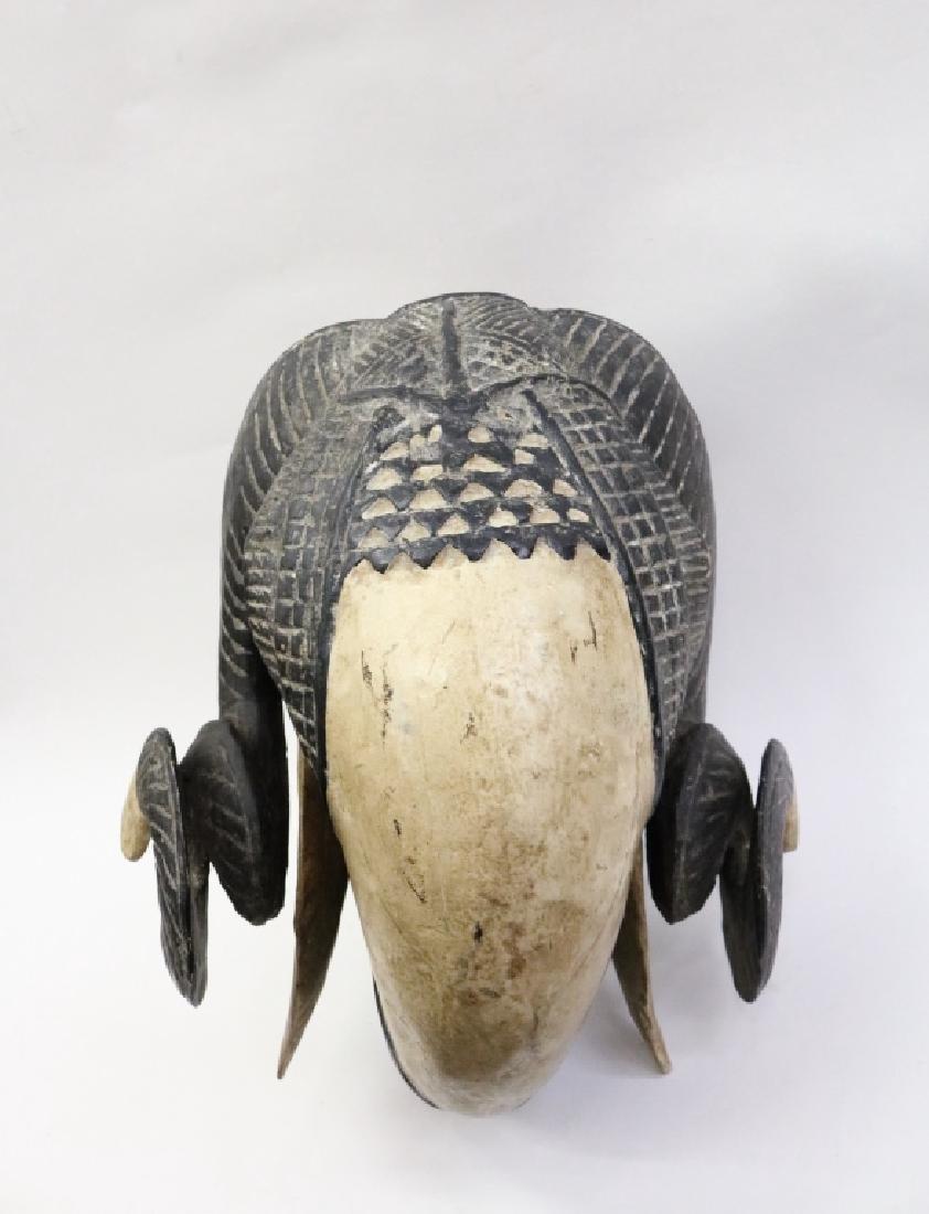 Ram Mask, Ivory Coast