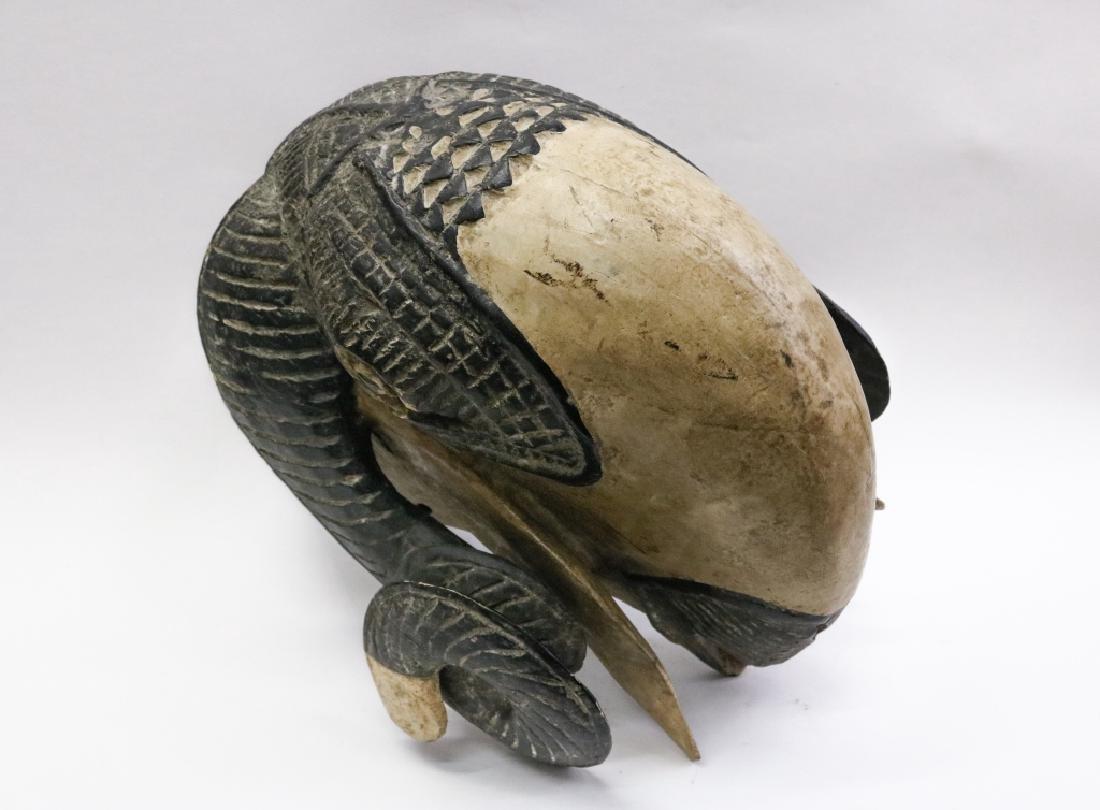 Ram Mask, Ivory Coast - 3