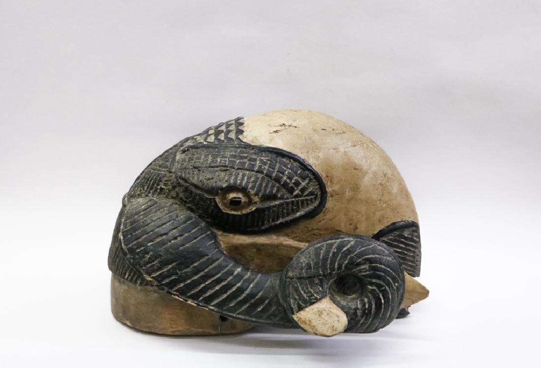 Ram Mask, Ivory Coast - 4
