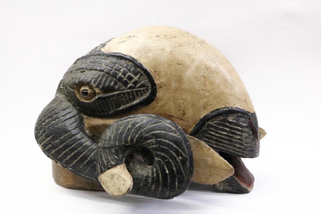 Ram Mask, Ivory Coast - 5