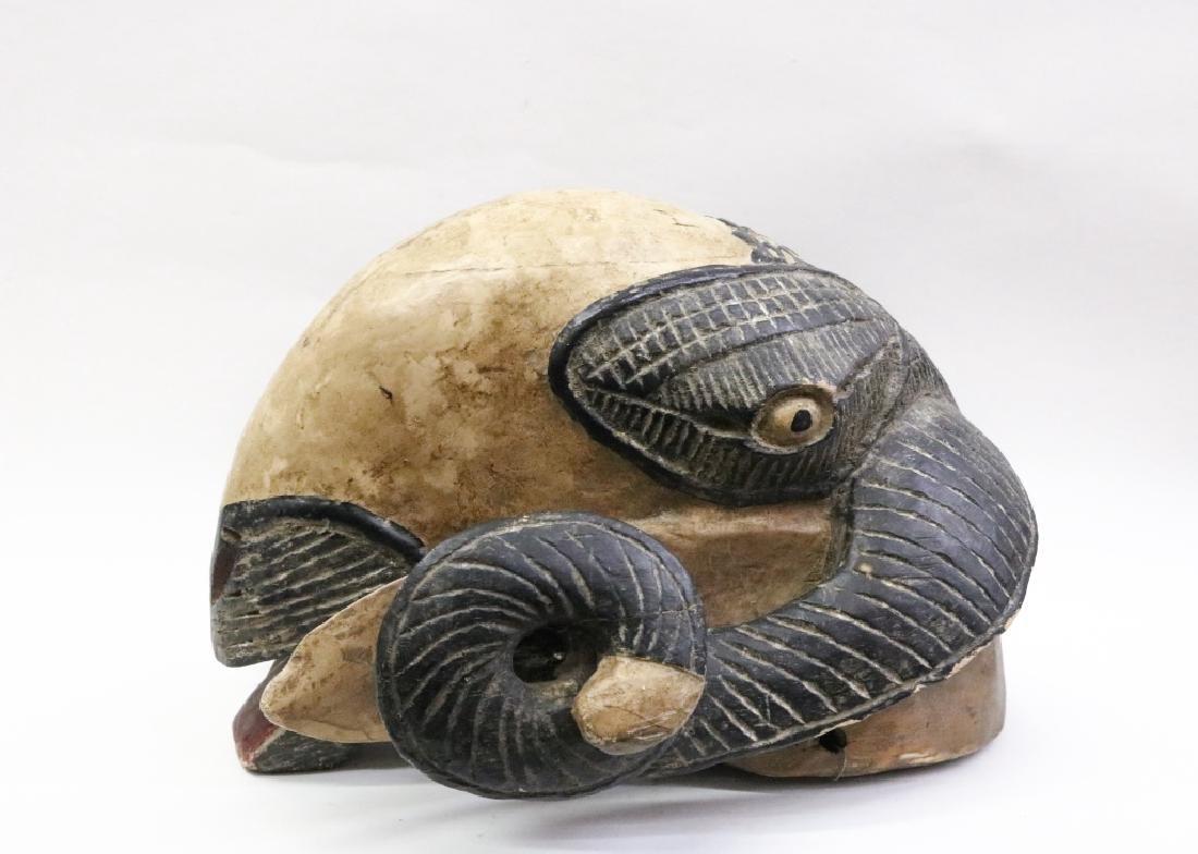 Ram Mask, Ivory Coast - 6