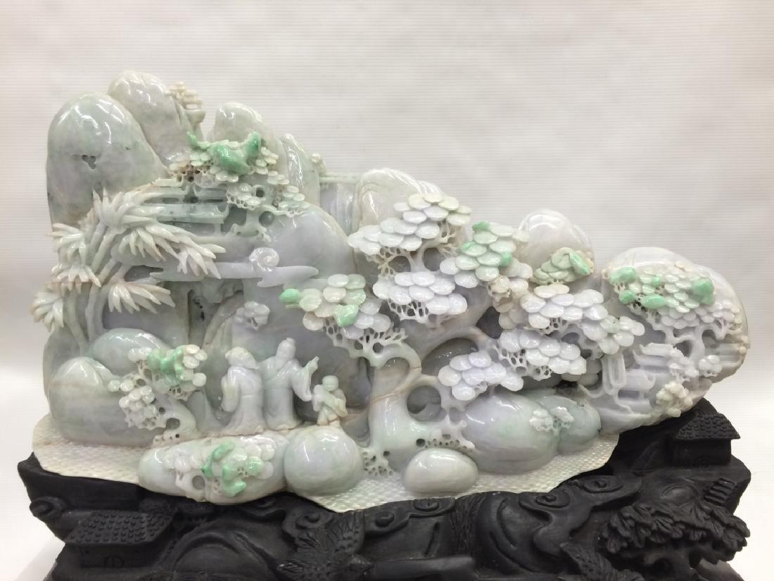 Craved Jade Mountain - 2