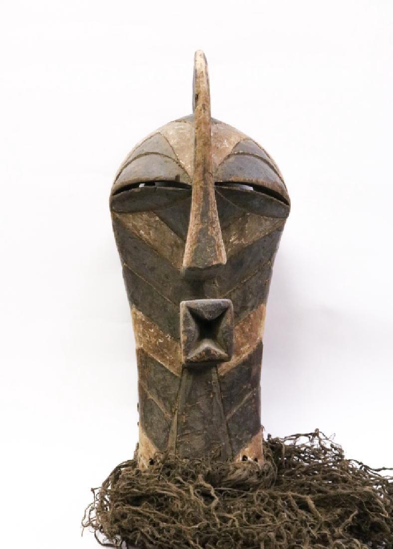 Songye Mask , Dr Congo