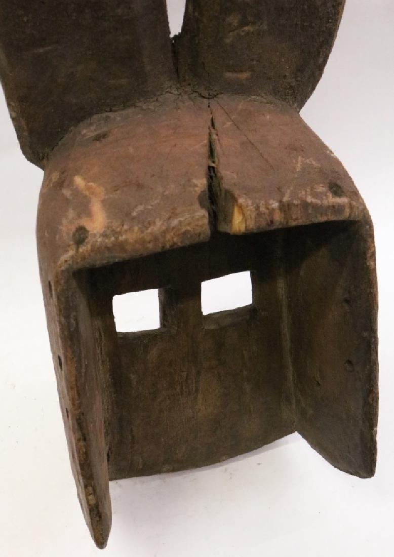 Dogon Mask, Mali - 5