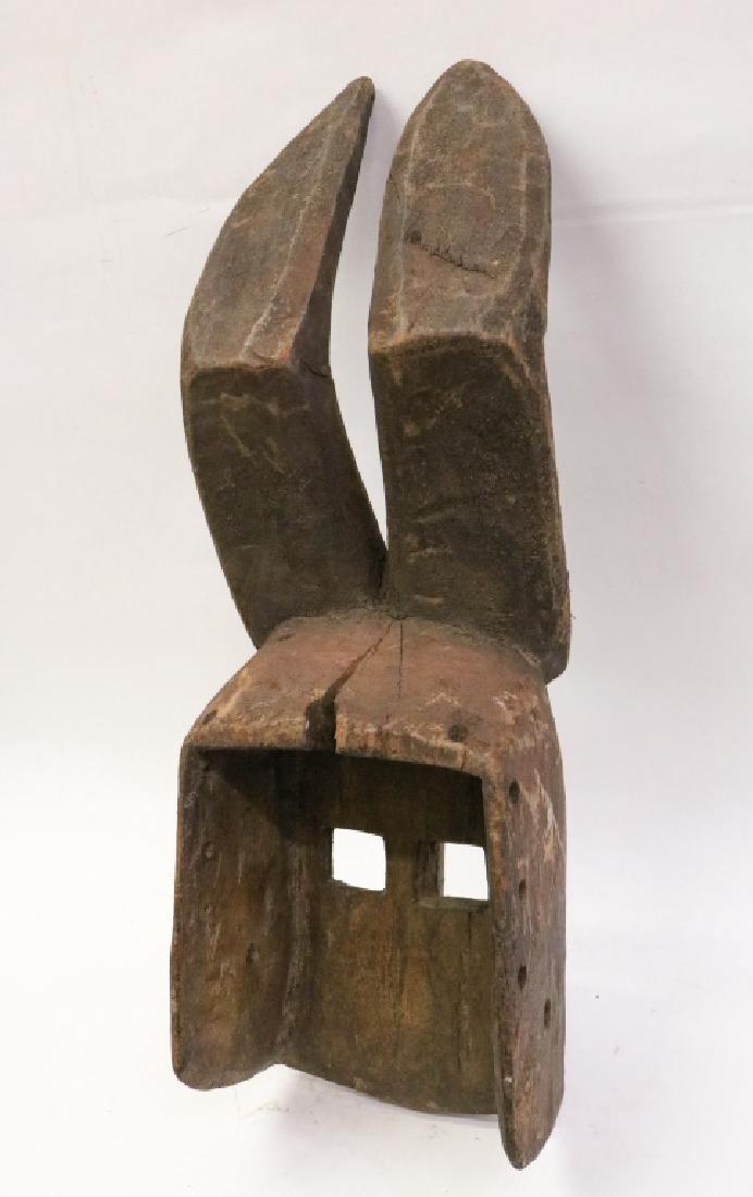 Dogon Mask, Mali - 6