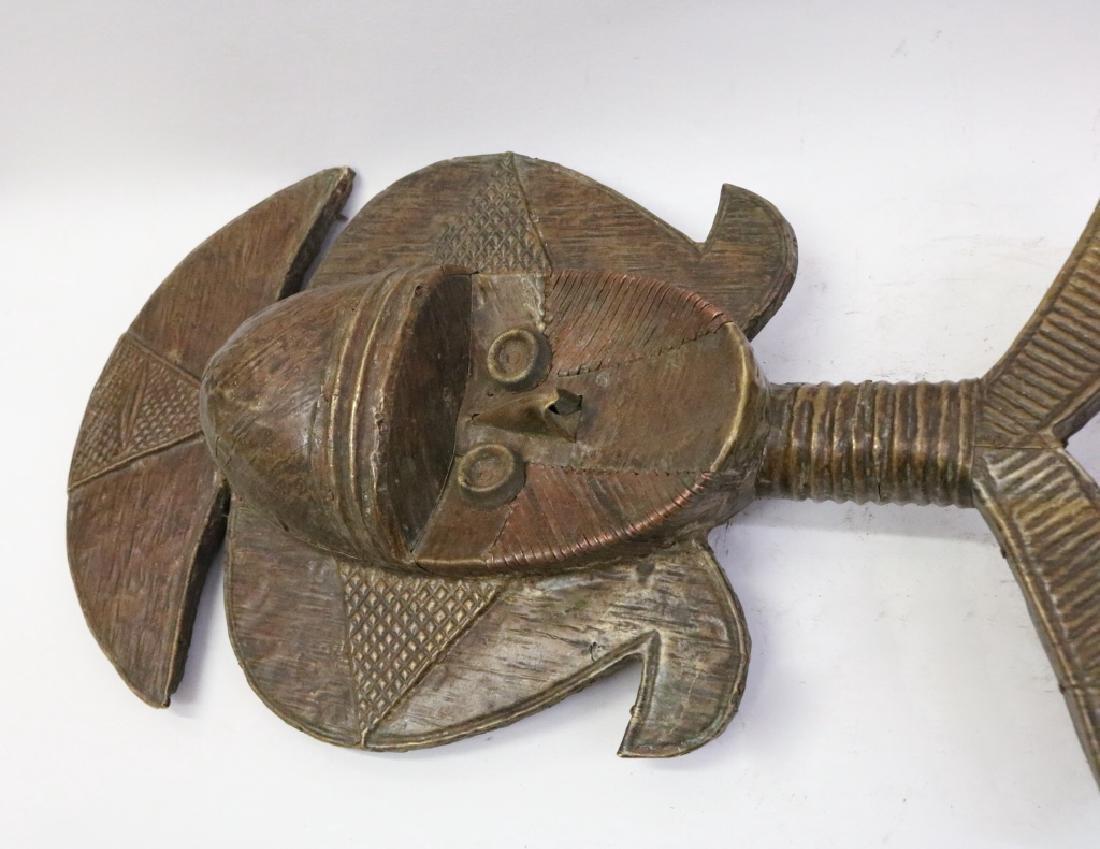 Bakota Mask, Gabon - 6