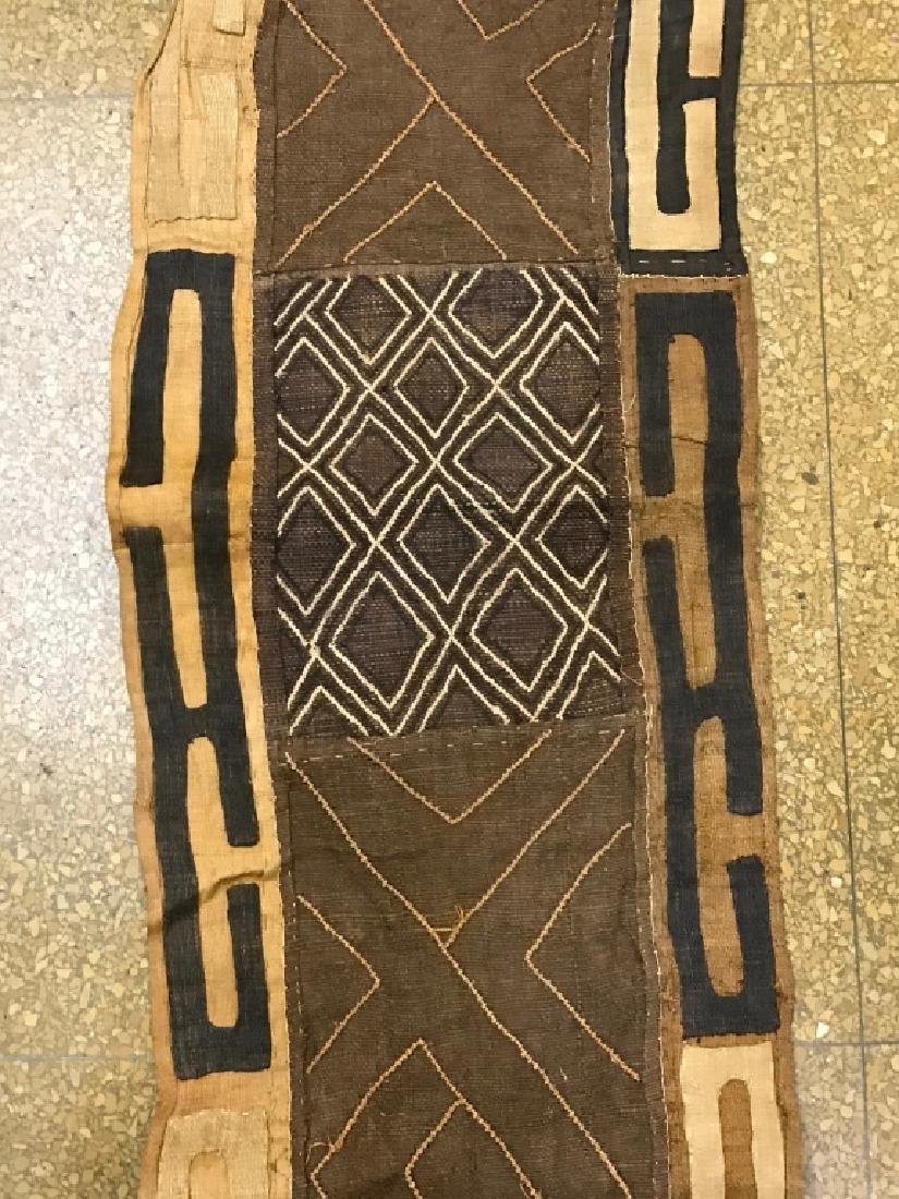 African Art Kuba Cloth, DRC - 3