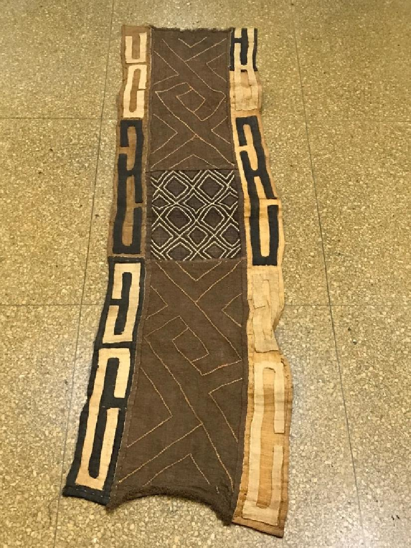 African Art Kuba Cloth, DRC - 4