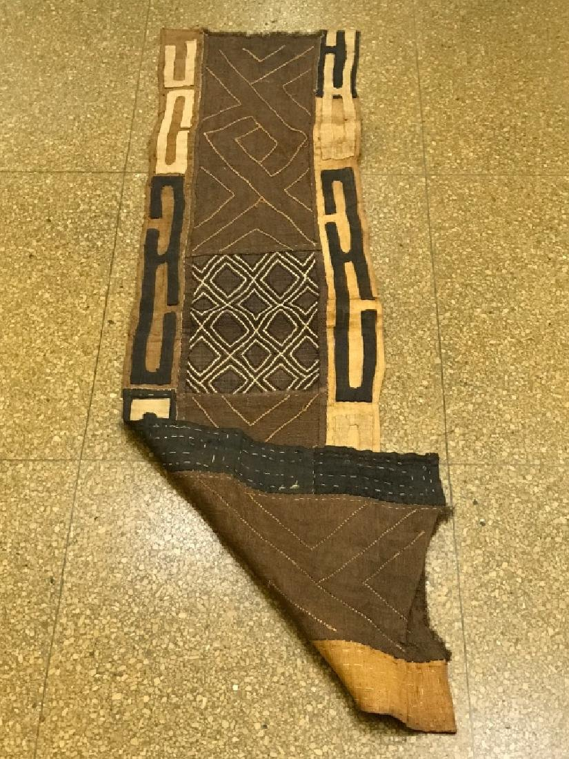African Art Kuba Cloth, DRC - 6