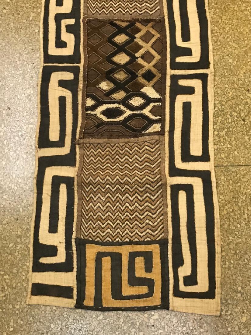 African Art Kuba Cloth, DRC - 2