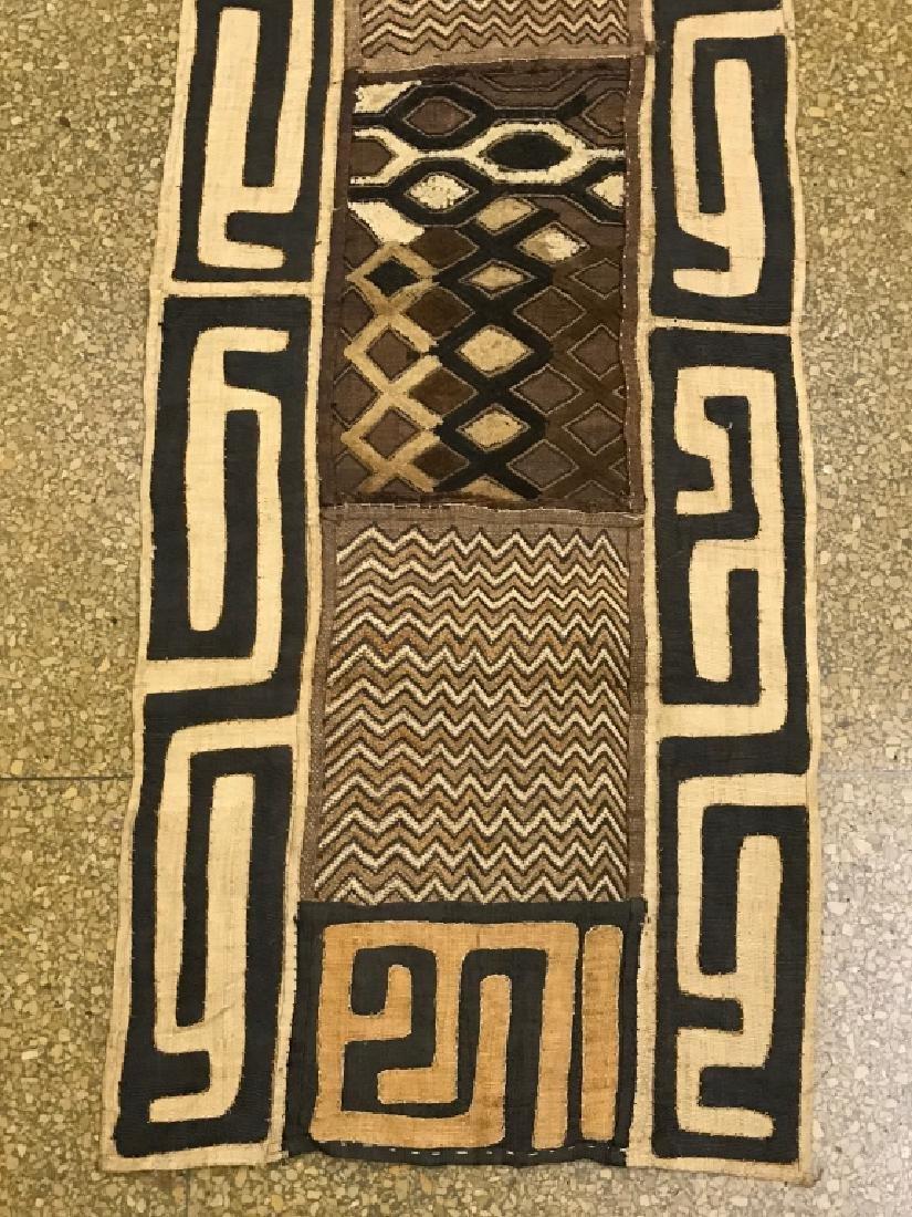 African Art Kuba Cloth, DRC - 5