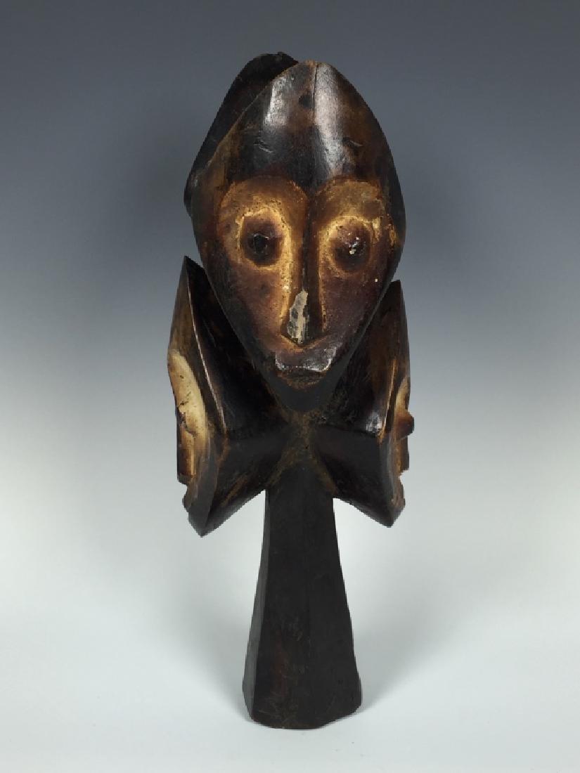 African Art Lega Statue, DRC