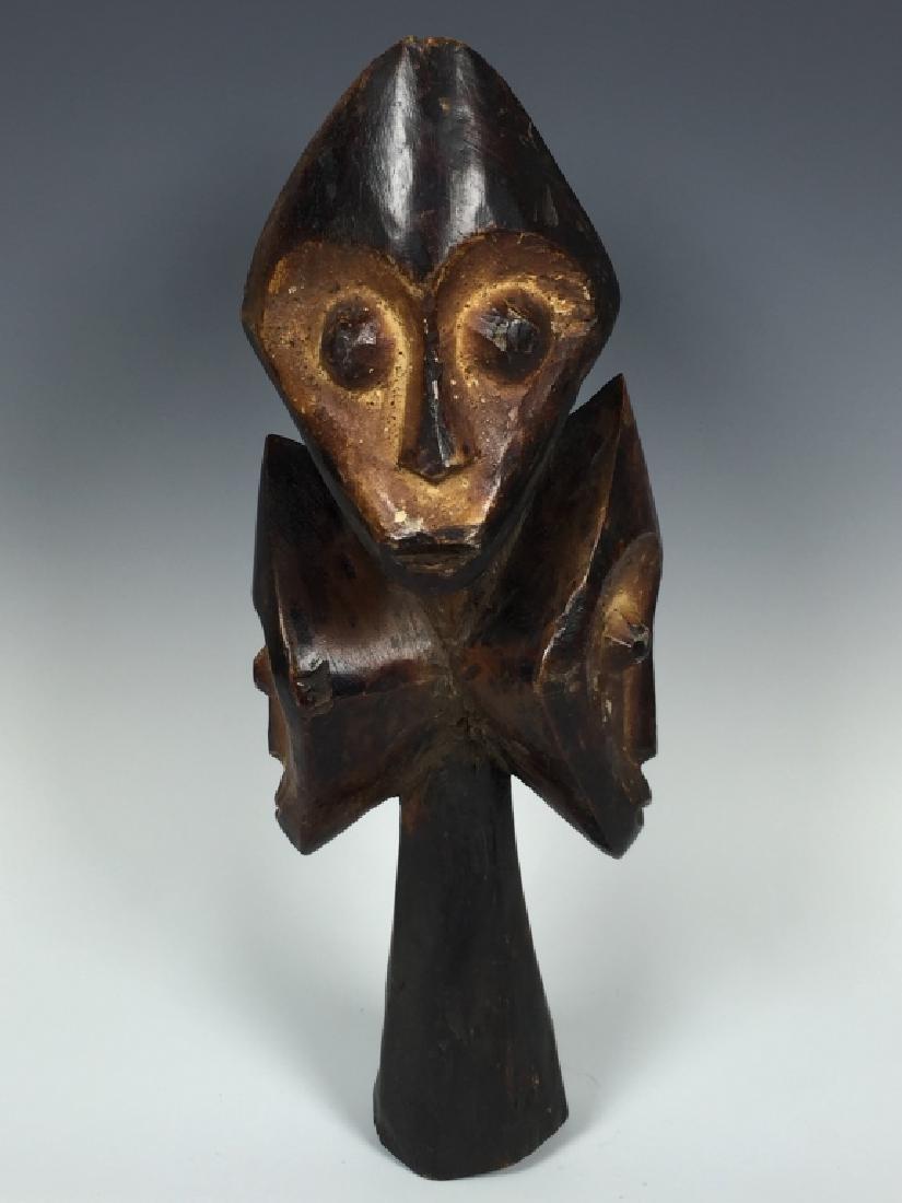 African Art Lega Statue, DRC - 3